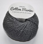 DROPS Cotton Merino - 19 grey