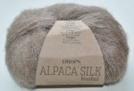 DROPS Brushed Alpaca Silk - 05 beige