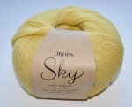 DROPS Sky - 16 lemon
