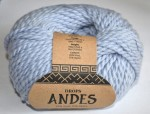 DROPS Andes - 8112 ice blue