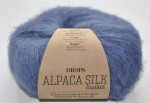 DROPS Brushed Alpaca Silk - 13 denim blue