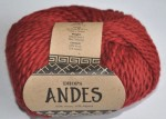 DROPS Andes - 3946 red