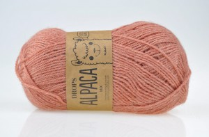 DROPS Alpaca mix - 9026 blush