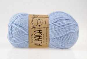 DROPS Alpaca - 6205 light blue