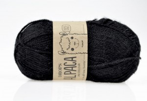 DROPS Alpaca - 8903 black