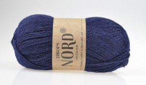 DROPS Nord - 15 navy blue
