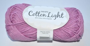 DROPS Cotton Light - 23 light purple
