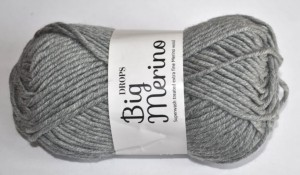 DROPS Big Merino - 02 grey