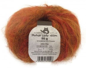 SCHOPPEL-WOLLE Mohair Lady - 1393R