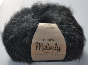 DROPS Melody - 05 black