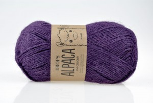 DROPS Alpaca - 4400 dark purple