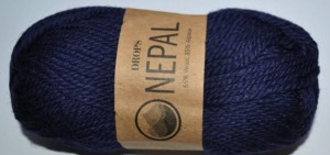 DROPS Nepal - 1709 navy blue