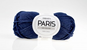 DROPS Paris - 28 navy blue