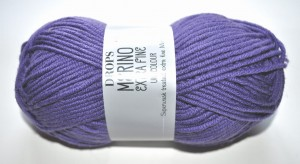 DROPS Merino Extra Fine - 44 royal purple