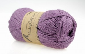 DROPS Baby Alpaca Silk - 4088 heather