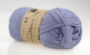 DROPS Baby Alpaca Silk - 6347 blue purple