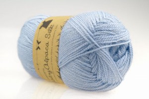 DROPS Baby Alpaca Silk - 8112 ice blue