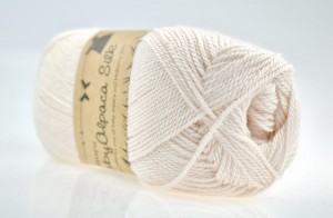 DROPS Baby Alpaca Silk - 1306 powder