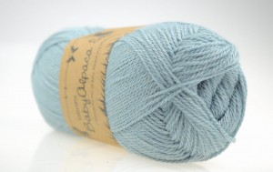 DROPS Baby Alpaca Silk - 7402 light sea green