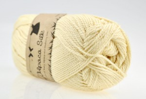 DROPS Baby Alpaca Silk - 2110 wheat
