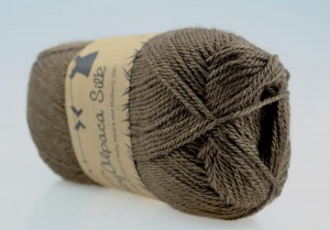 DROPS Baby Alpaca Silk - 5670 brown
