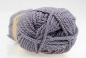 DROPS Nepal - 4311 grey/purple - szary fiolet