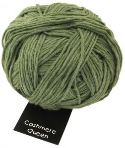 Cashmere Queen - 6165 Forest - zielony