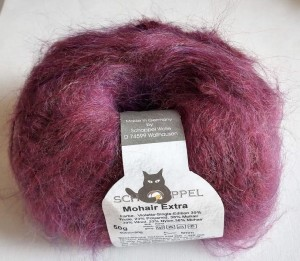 SCHOPPEL-WOLLE Mohair Extra - 2253 violetta