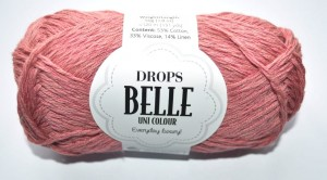 DROPS BELLE - 11 old pink
