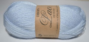 DROPS Lace 8105 (50g) - ice blue