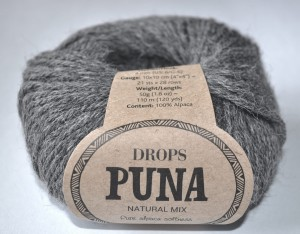 DROPS Puna - 05 dark grey