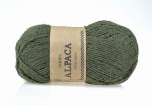 DROPS Alpaca - 7895 dark green
