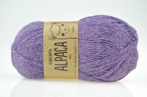 DROPS Alpaca - 4434 purple/violet
