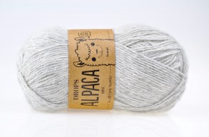 DROPS Alpaca 9020 - light pearl grey