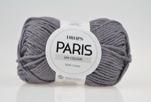 DROPS Paris - 24 dark grey