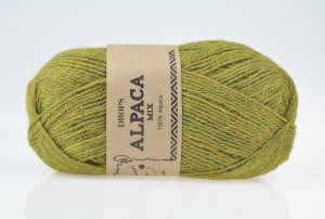DROPS Alpaca - 7233m olive mix
