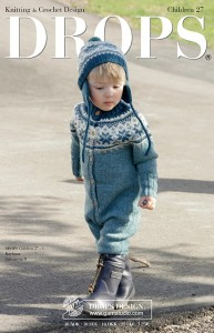 DROPS katalog CHILDREN nr 27