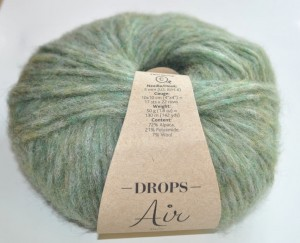 DROPS  Air - 12 moss green