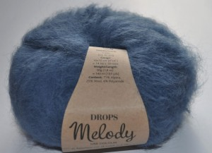 DROPS Melody - 07 dark jeans blue