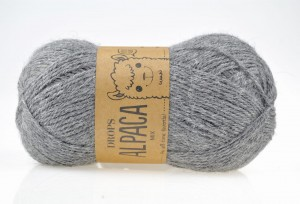 DROPS Alpaca - 0517 eco medium grey