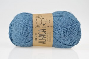 DROPS Alpaca - 6309 medium petrol
