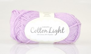 DROPS Cotton Light - 25 light lilac