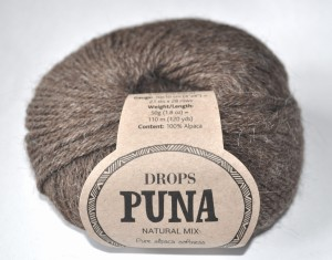 DROPS Puna - 03 brown