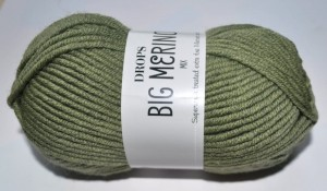 DROPS Big Merino - 13 olive