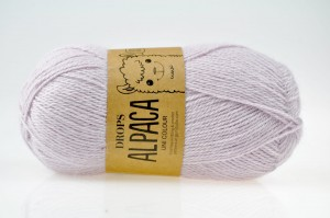DROPS Alpaca - 4010 light lavender