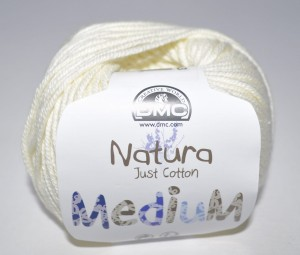 DMC Natura Medium - 03 ecrue