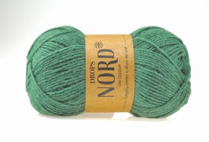 DROPS Nord - 19 forest green