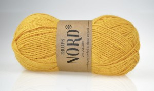 DROPS Nord - 18 goldenrod